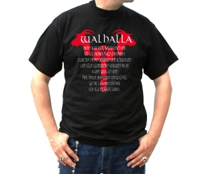 T-Shirt Walhalla