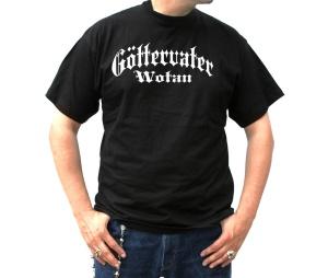 T-Shirt Göttervater Wotan