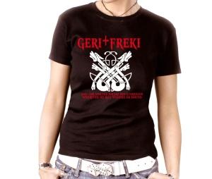 Damen Shirt Geri & Freki