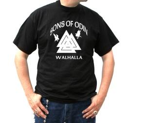 T-Shirt Sons of Odin Walhalla