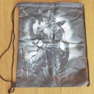 Rucksack Stringbag Odin King of Kings